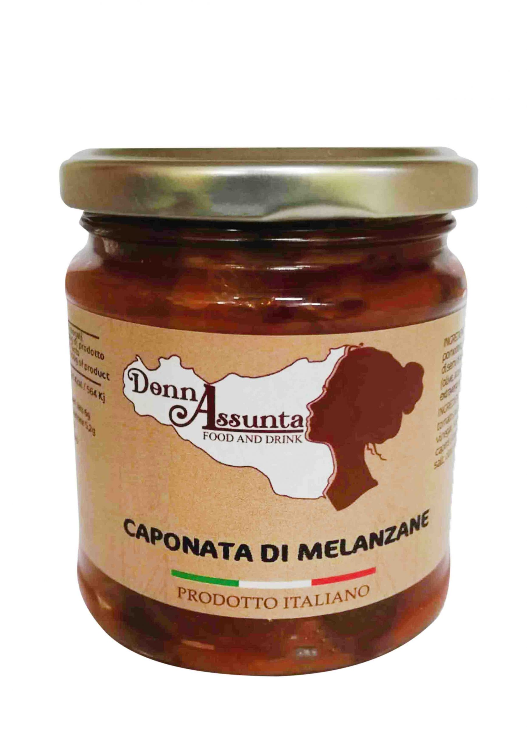 caponata siciliana on line