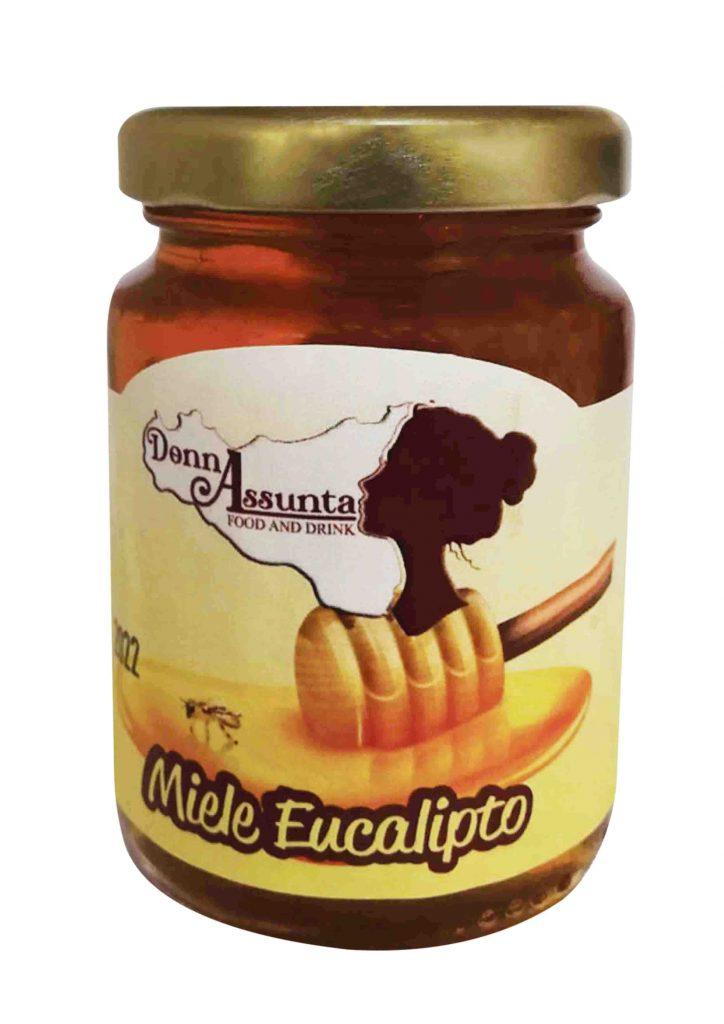 miele siciliano di alta qualità
