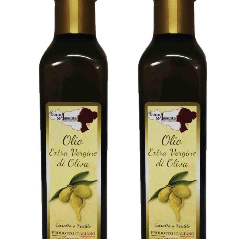 olio d'oliva donna assunta