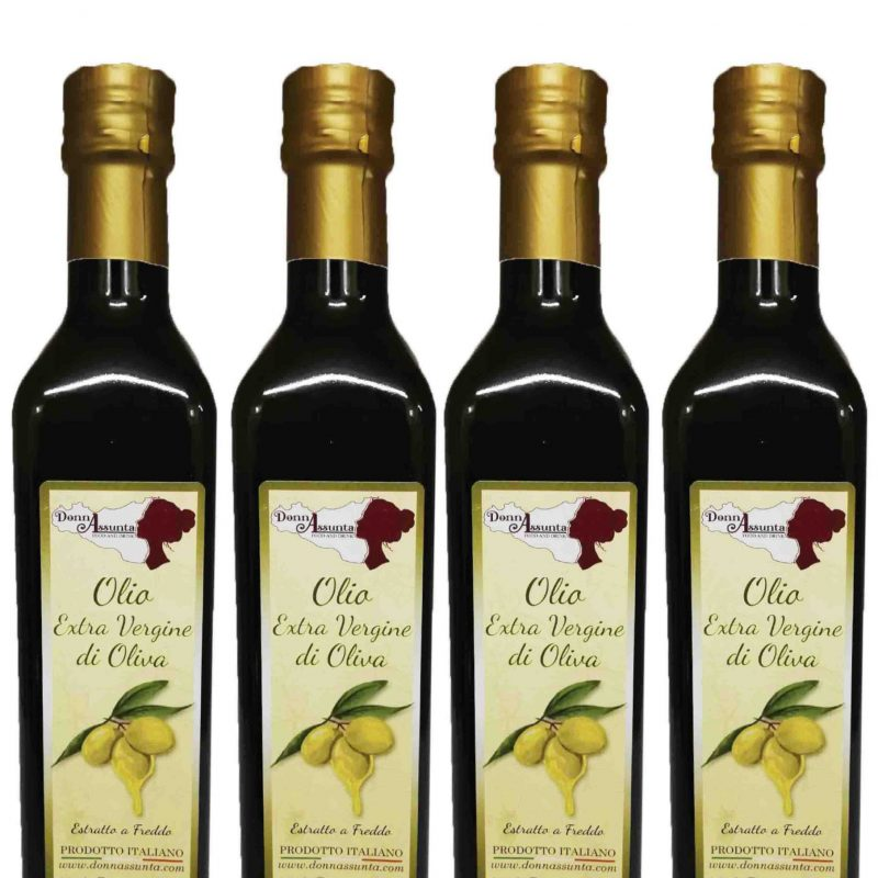 Selezione Olio extravergine 0,75