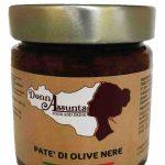 patè di olive nere 180gr