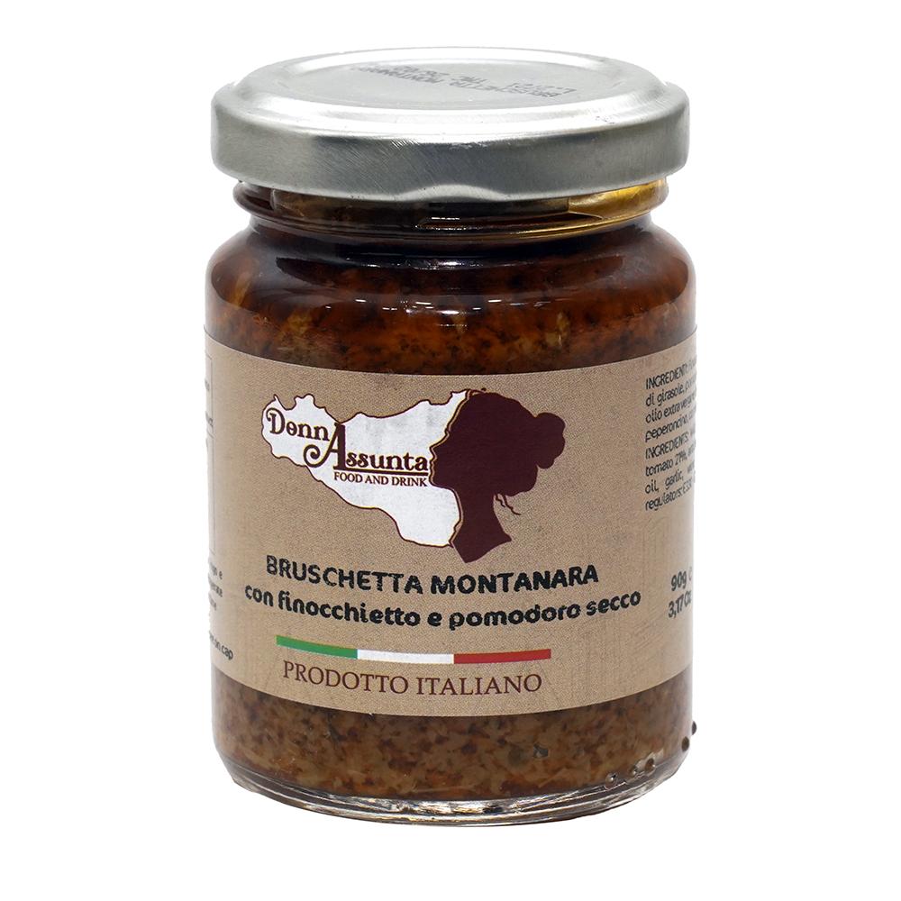 Bruschetta Montanara